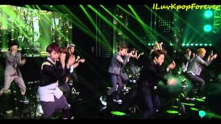 Repeat youtube video 130623 EXO -  Wolf @ Inkigayo [1080p]