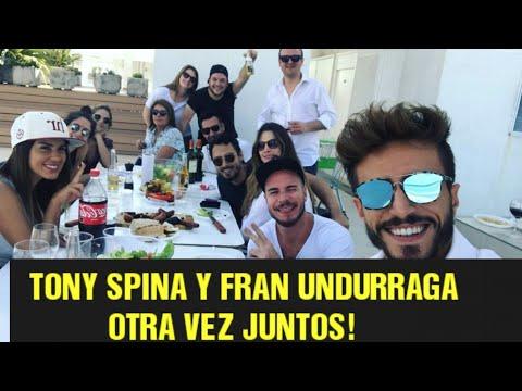 TONY SPINA Y FRAN UNDURRAGA OTRA VEZ JUNTOS!  | MARITO ORTEGA CANTANDO