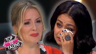 TOP 10 EMOTIONAL Singing Auditions On Got Talent, X Factor And Idols 2020!