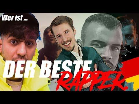 Wer ist der beste deutsche Rapper? - RAP TALK