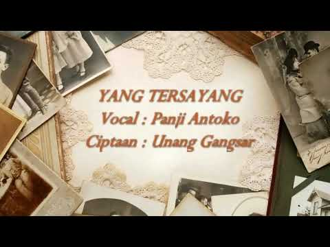Panji antoko - yang tersayang. ( official music video )