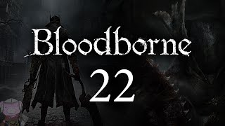 Bloodborne with ENB - 022 - Amygdala - Upper Cathedral Ward - Celestial Emissary