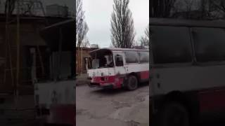 12 лет простоя! ЛАЗ 699 Украина на ходу