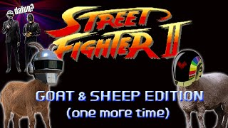 Street Fighter: Goat & Sheep Edition (one more time) - Marca Blanca Video