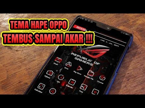 Realme Theme / OPPO Theme - R.O.G Gaming
