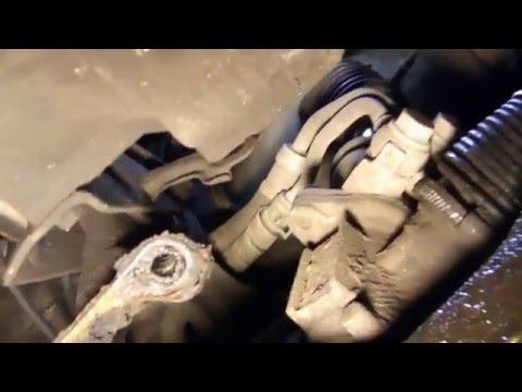 """""""ГТ"""" Как снять рулевую рейку на Тойота Карина Е"""