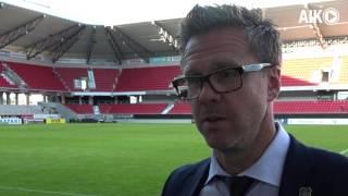 """Norling efter segern mot Kalmar: """"Kommer inte upp i nivå"""""""