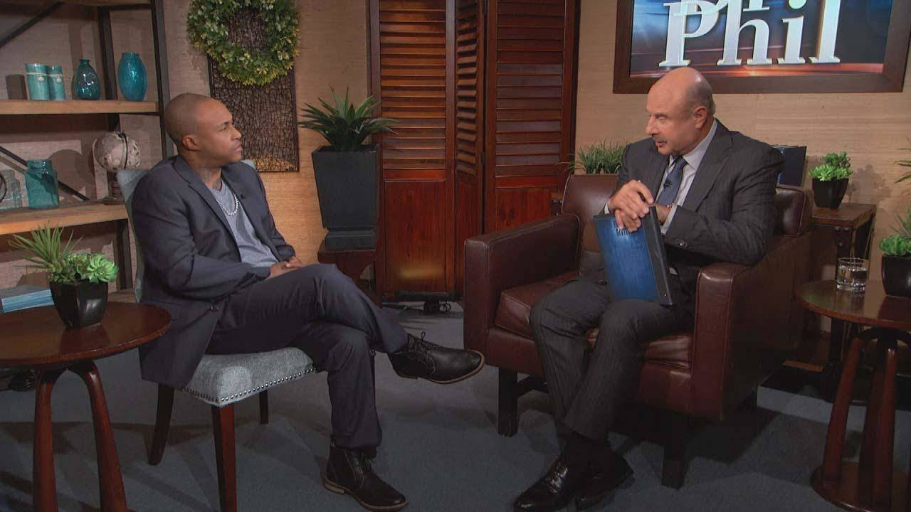 Watch Dr  Phil's Incredibly Disturbing Interview with Orlando Brown