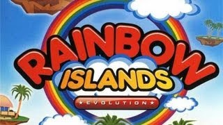 CGRundertow RAINBOW ISLANDS EVOLUTION for PSP Video Game Review