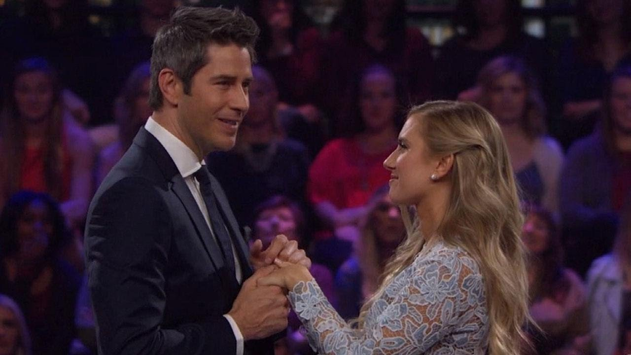 Image result for the bachelor finale proposal arie