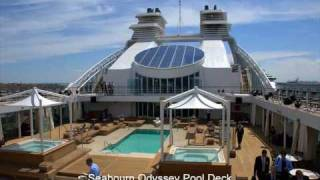 Seabourn Odyssey - luxury cruise ship