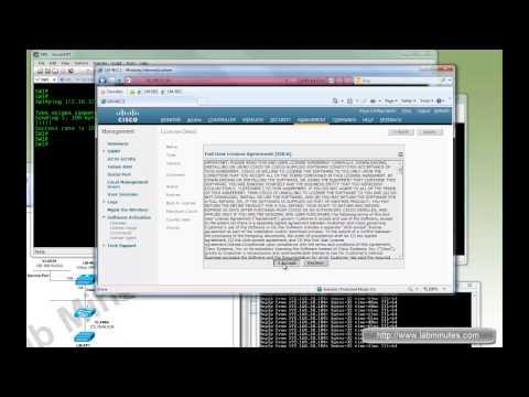 LabMinutes# WL0001 - Cisco Virtual Wireless LAN Controller