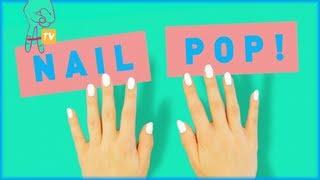 Nautical Nail Art - Nail Pop Ep. 1