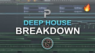 The ULTIMATE way to make a DEEP HOUSE Breakdown - Selection Series