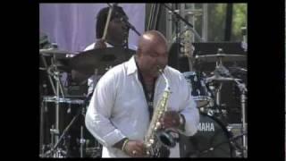 Jeff Golub and Jazz Attack at JazzFest West 2011