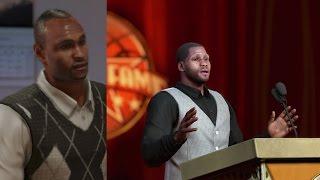 NBA 2K14 PS4 My Career - Hall of Fame Speech