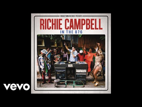 Richie Campbell - Knock Me Out ft. Sara Tavares