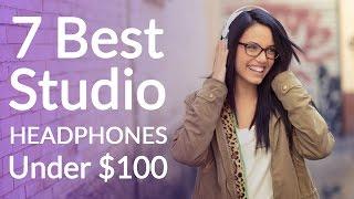 Video Best Studio Headphones Under 100 Dollars - Top 7 O download MP3, 3GP, MP4, WEBM, AVI, FLV Juni 2018