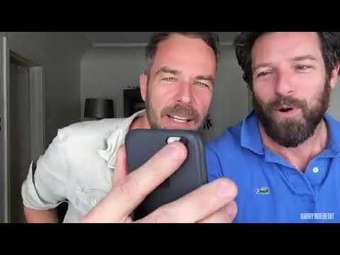 Ian Bohen & Jr Bourne  Best moments during their facebook live on the 160917