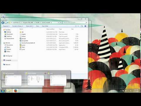 How to compile Excel workbook to EXE file - YouTube