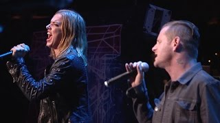 APMAs 2015: Halestorm and Corey Taylor cover