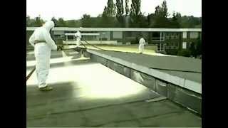 Termolitas - naujos kartos purškiama poliuretano putų šiltinimo technologija(Mūsų siūlomą technologiją galima naudoti: 1. Stogo dangoms tvirtinti; 2. Fasadų izoliacijai atlikti; 3. Angarų ir modulių izoliacijai atlikti; 4. Mazuto, bitumo, alaus ..., 2012-07-18T14:14:33.000Z)