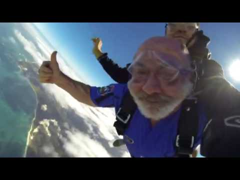 Tandem Skydiving Video - Skydive Jurien Bay - Greg Allen