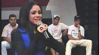 Shakira @ Programa Livre (1st) (Live in Brazil 1996)
