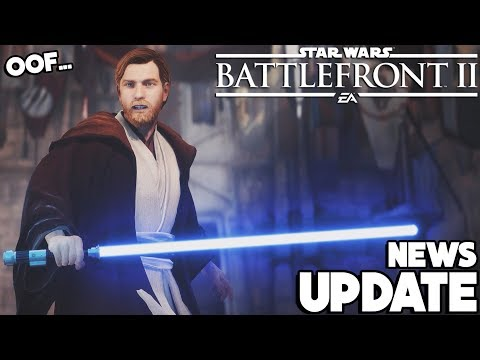 NEWS UPDATE: DICE FINALLY Listens to Our Heroes vs Villains Complaints... (Star Wars Battlefront 2) thumbnail