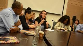 ועדה בכנסת על אמנות אתיופית