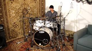 'N Sync - Just don't tell me that (drum cover) [John TheKelly]