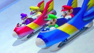Mario Party 10 - All Team Minigames