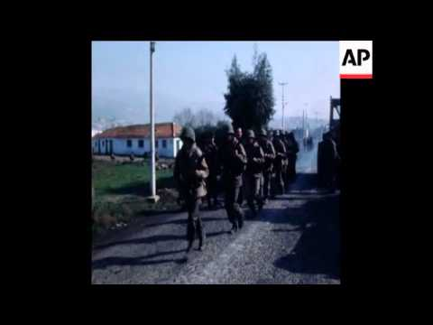 SYND 15/2/80 IZMIR CLASHES
