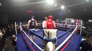 Ultra White Collar Boxing Coventry   Ring 1   Fight 15