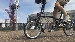 Swytch Bike Brompton Electric Conversion Kit Review