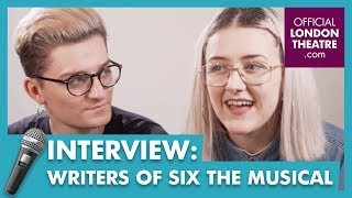 Interview with the writers of Six the Musical