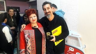 Armenian PR Awards-2016: Serj Tankian (PR Event of the Year)