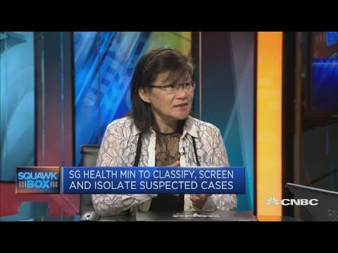 How Experts Are Diagnosing The Wuhan Coronavirus