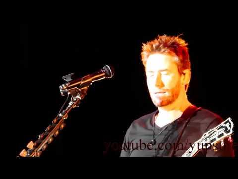 Nickelback Feed the Machine Live HD HQ Audio!!! Hersheypark Stadium