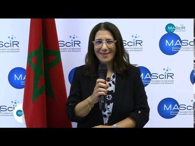 Fondation MAScIR - Visite de SEM. SHINOZUKA Takashi l'Ambassadeur du Japon au Maroc