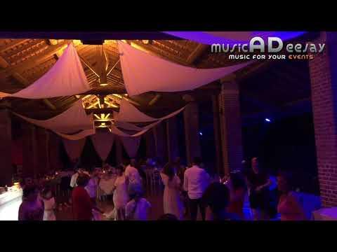 Dj per matrimonio - www.musicadeejay.com- Cascina Caremma - Ballo