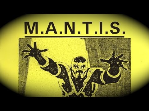 M.A.N.T.I.S. — First Primetime African-American Superhero