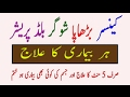 Cancer Sugar Blood Pressure Old Age Treatment - Har Bimari Ka Ilaj - Treatment Of Every Diseases
