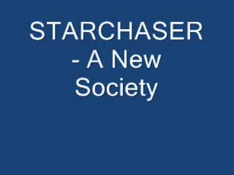 STARCHASER - A New Society progressive-house 2009