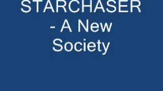 STARCHASER - A New Society progressive-house 2009