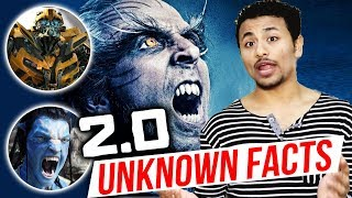 Robot 2.0 UNKNOWN FACTS | Akshay Kumar, Rajnikanth, Amy Jackson
