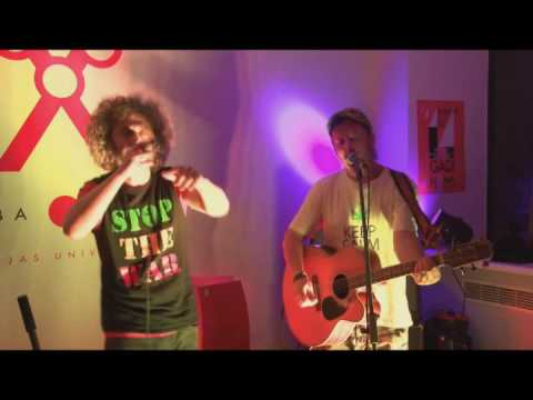 Riga Reggae live @radio NABA 01.12.2016