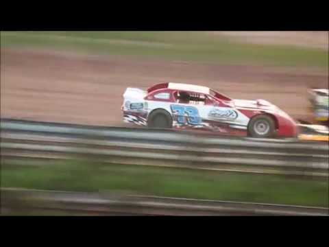 Six-Cylinder Feature - ABC Raceway 7/14/18