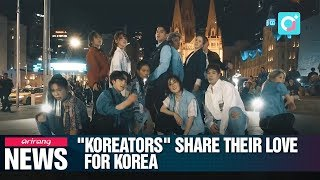 """Koreators"" share their love for Korea"