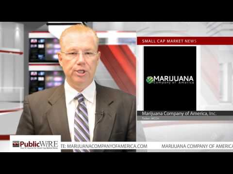 Marijuana Company of America, Inc